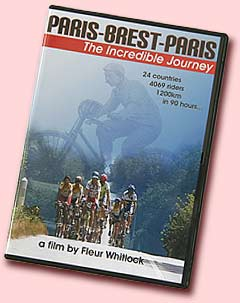 the Paris Brest Paris film dvd cover - see pricing